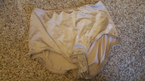 Photo of underwear being used for this method